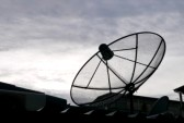 Photo of a home sattelite dish
